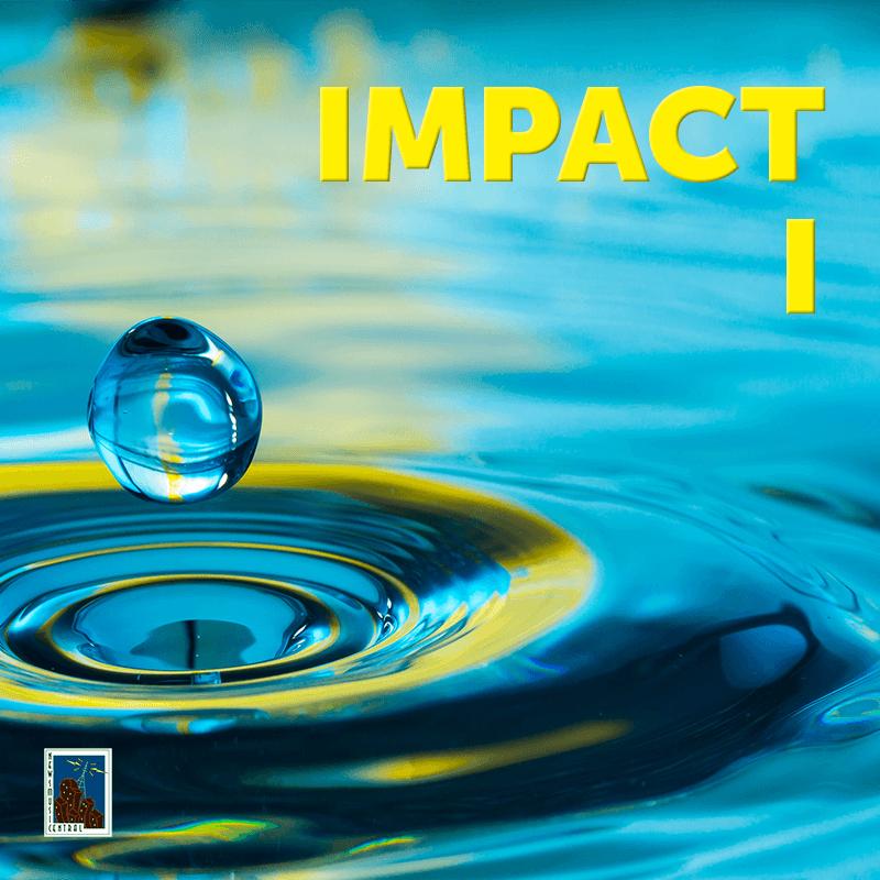 Impact I cover art