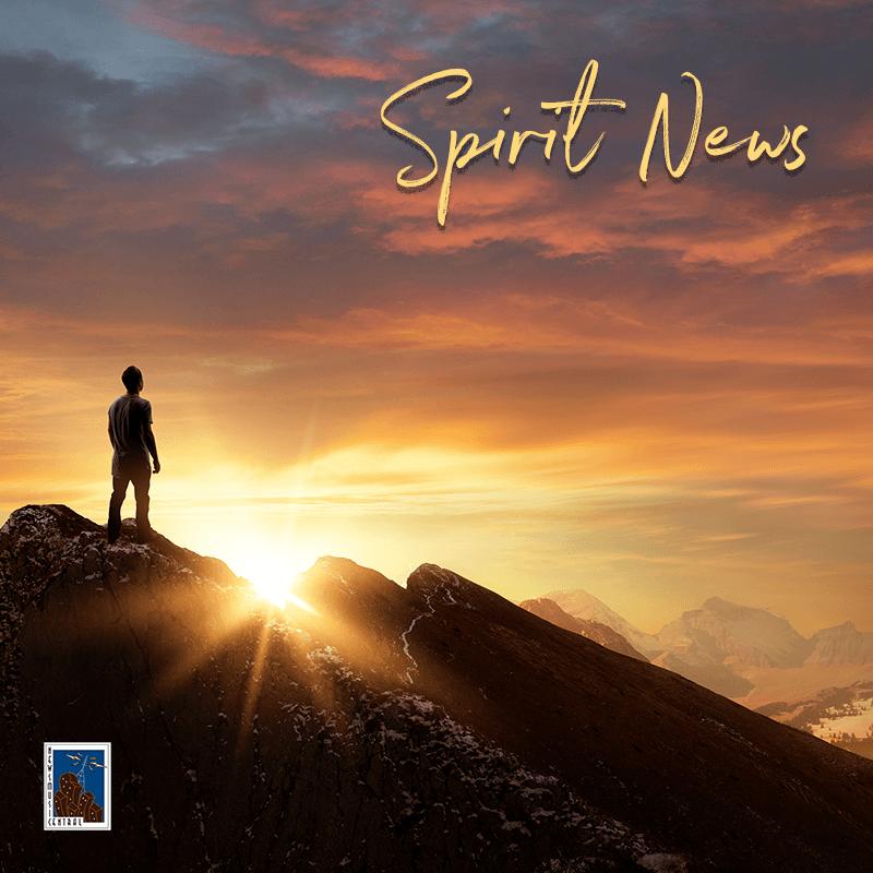 Spirit News cover art